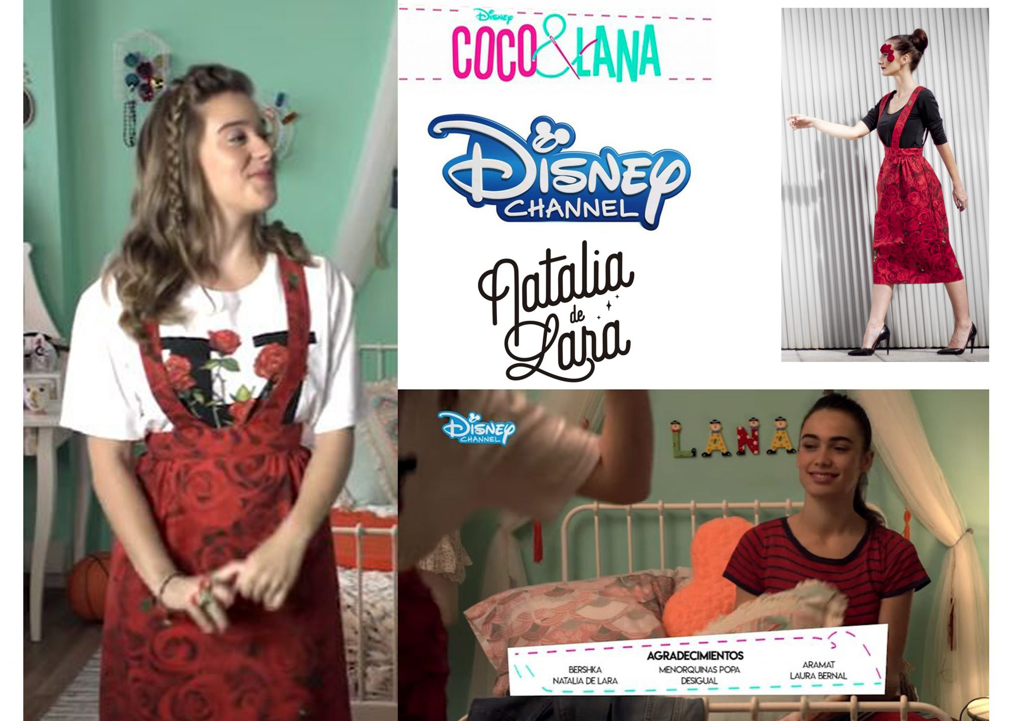 8 DISNEY CHANNEL -COCO LANA